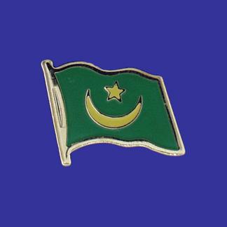 Mauritania Lapel Pin-0