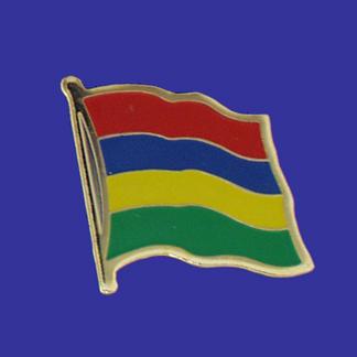Mauritius Lapel Pin-0