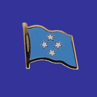 Micronesia Lapel Pin-0