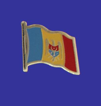 Moldova Lapel Pin-0