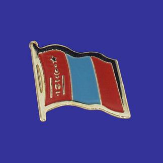 Mongolia Lapel Pin-0