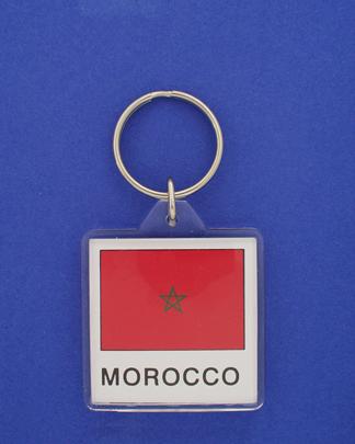 Morocco Keychain-0