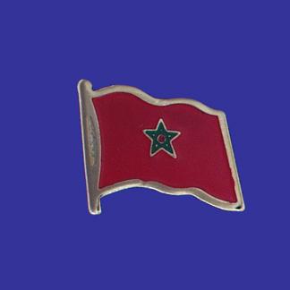 Morocco Lapel Pin-0