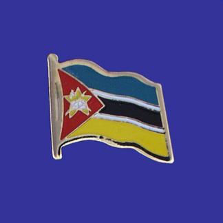 Mozambique Lapel Pin-0