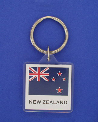 New Zealand Keychain-0