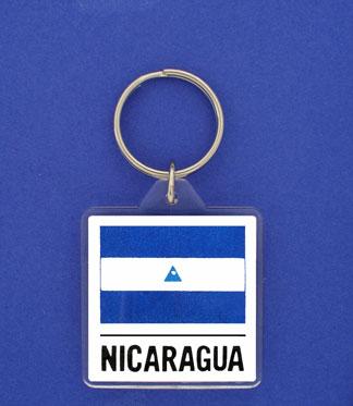 Nicaragua Keychain-0
