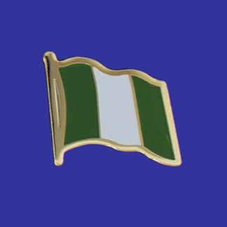 Nigeria Lapel Pin-0