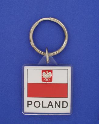 Poland Keychain-0