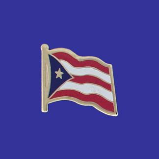 Puerto Rico Lapel Pin-0