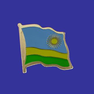 Rwanda Lapel Pin-0