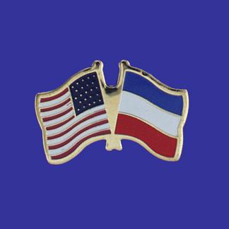 USA+Serbia Friendship Pin-0