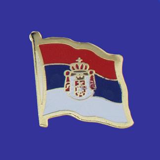 Serbia Lapel Pin-0