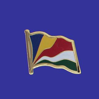 Seychelles Lapel Pin-0
