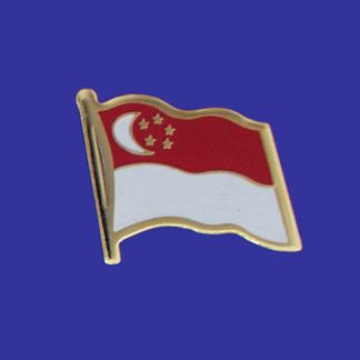 Singapore Lapel Pin-0