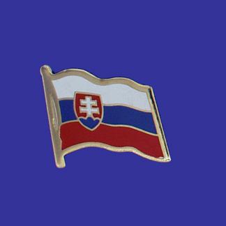 Slovakia Lapel Pin-0