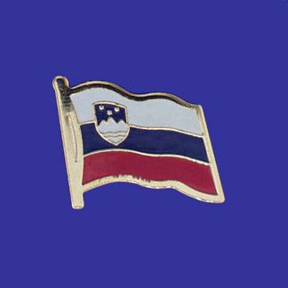 Slovenia Lapel Pin-0