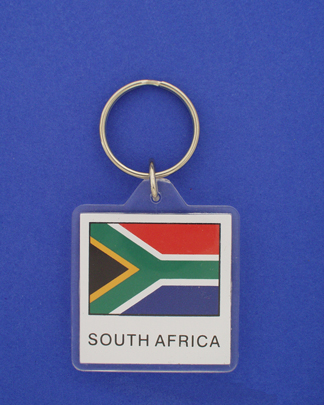 South Africa Keychain-0