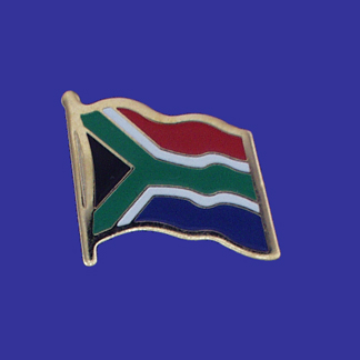 South Africa Lapel Pin-0