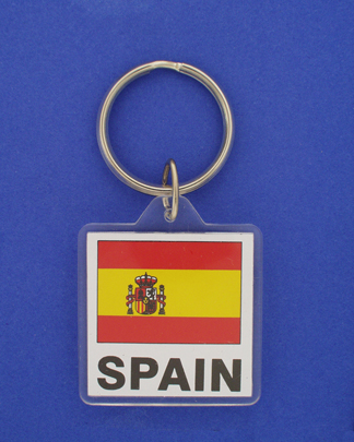 Spain Keychain-0
