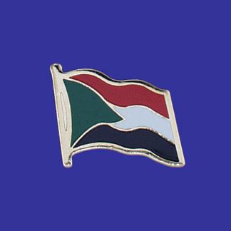 Sudan Lapel Pin-0