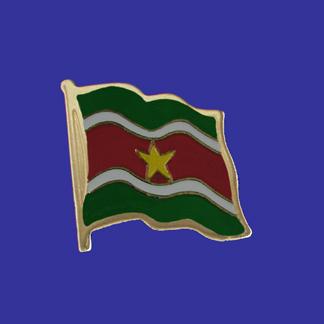 Suriname Lapel Pin-0