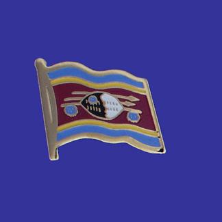 Swaziland Lapel Pin-0