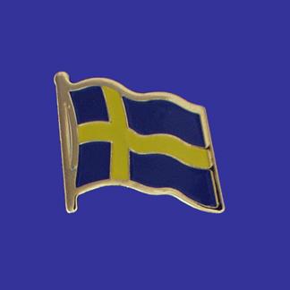 Sweden Lapel Pin-0