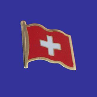 Switzerland Lapel Pin-0