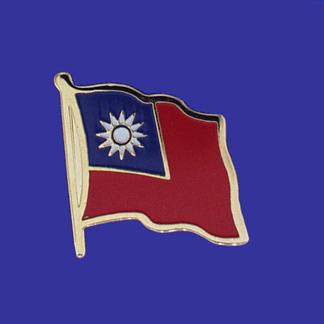 Taiwan Lapel Pin-0
