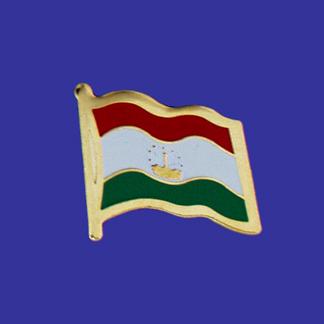 Tajikistan Lapel Pin-0