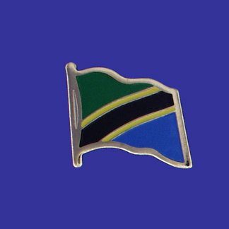 Tanzania Lapel Pin-0