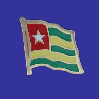 Togo Lapel Pin-0