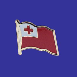 Tonga Lapel Pin-0