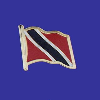Trinidad & Tobago Lapel Pin-0