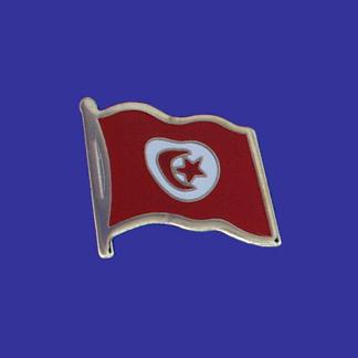 Tunisia Lapel Pin-0