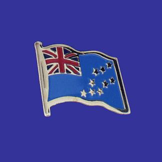 Tuvalu Lapel Pin-0