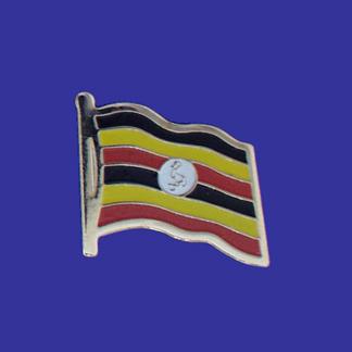 Uganda Lapel Pin-0