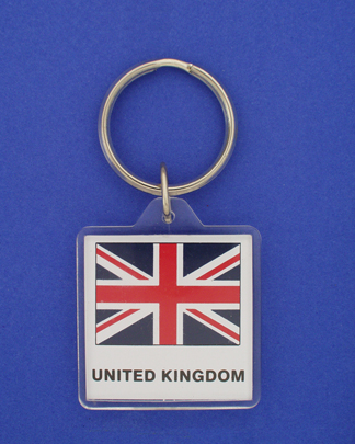 United Kingdom Keychain-0