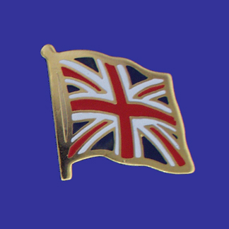 United Kingdom Lapel Pin-0