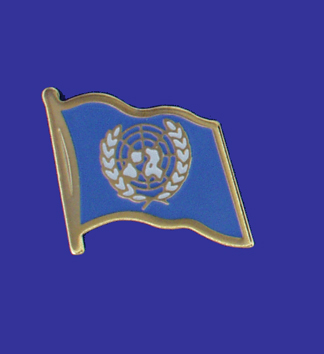 United Nations Lapel Pin-0