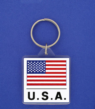 United States Keychain-0
