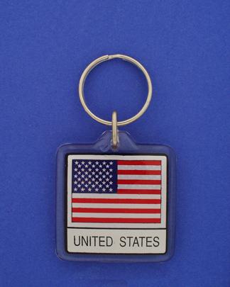 United States Keychain-1575