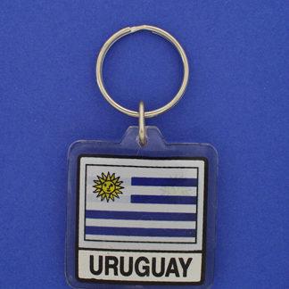 Uruguay Keychain-0