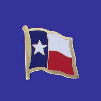 Texas Flag Lapel Pin-0
